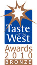Taste of the West 2010 Bronze Award